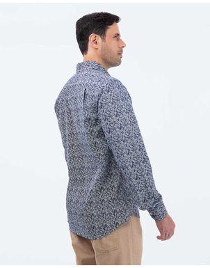 Camisa-Pedro-Larga-Hombre-Azul