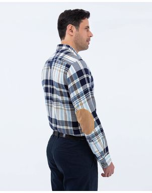 Camisa-Lucho-Larga-Hombre-Azul