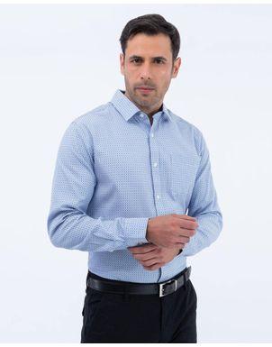 Camisa-Pedro-Larga-Hombre-Azulino
